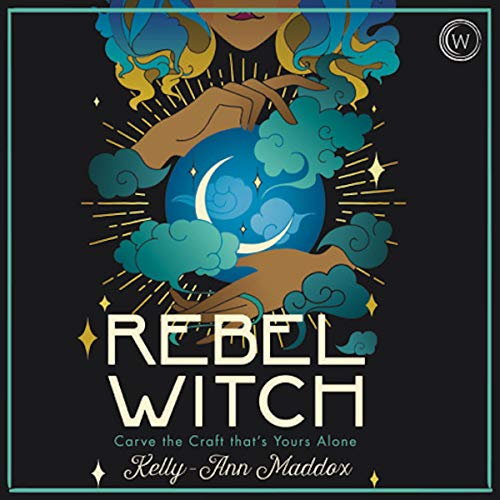 Rebel Witch cover art