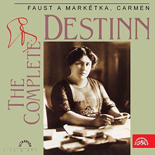 "Faust, ., Act IV: ""O Herr, so lasse hier nider knie´n"" (Markétka, Faust, Mefistofeles, Brander, Valentin, Siebel, Marta)"