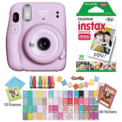 Fujifilm Instax Mini 11 Lilac Purple Instant Camera...