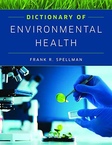 Dictionary of Environmental Health