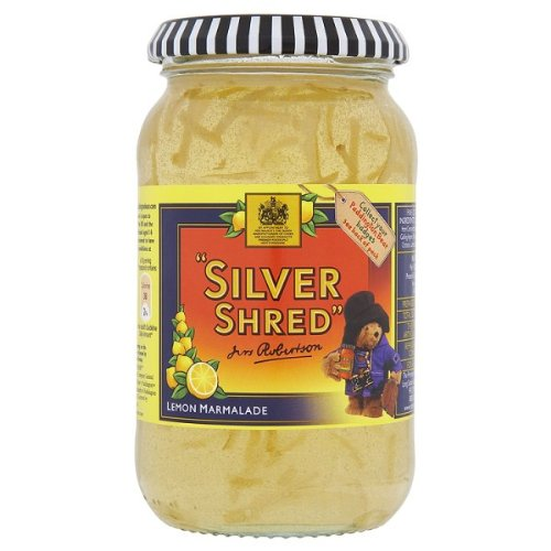 Robertson's Silver Shred Fine Cut Lemon x Jelly 454g Marmalade Ranking TOP13 Jacksonville Mall 6