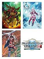PHANTASY STAR ONLINE 2 TRADING CARD GAME BOOSTER SET Vol.2-2