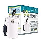 Best Aquarium Canister Filters - All Pond Solutions EF-150 Aquarium External Filter, 400 Review