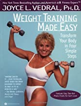 Best joyce vedral weight training made easy Reviews