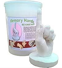 Memory Handz EZ Cast Kit -- Child to Adult Hand Casting Kit