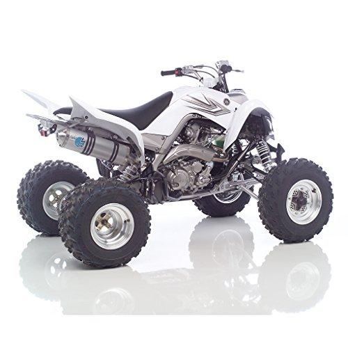Auspuff LeoVince X3 3894 für YFM 700 Raptor ab 2006 R AM07W
