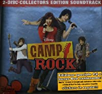 VARIOUS ARTISTS - DANCE - CAMP ROCK (spec.ed. cd+dvd) (1 CD)