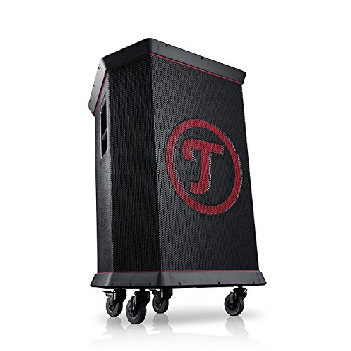 Teufel ROCKSTER Schwarz Streaming Bluetooth Wireless Musik BT