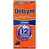 Best Cough Syrups - Delsym 12 Hour Cough Relief Liquid, Grape Flavor Review