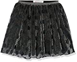 Marca Amazon - RED WAGON Falda Tutú de Lunares Niñas, Negro (Black), 152, Label:12 Years