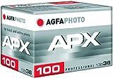 AGFA APX 35mm モノクロ ネガフィルム 36枚撮り ISO100-superheadz
