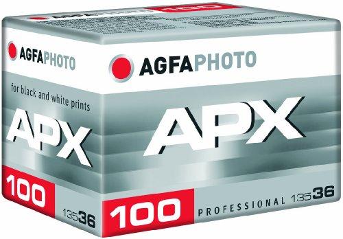 AgfaPhoto APX 100 Prof 135-36 S/W-Film, 1 Stück, 6A1360
