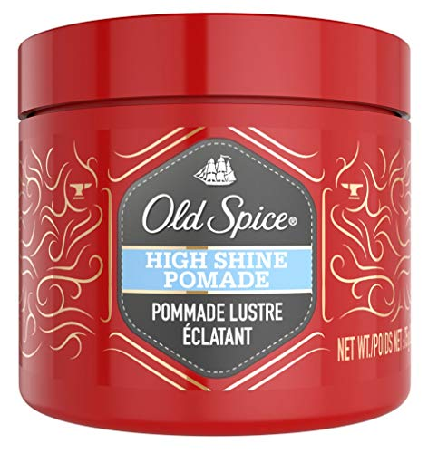 Old Spice Pomade High Shine 2.64 Ounce (2 Pack)