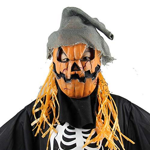 - Scarecrow Kostüme Maske