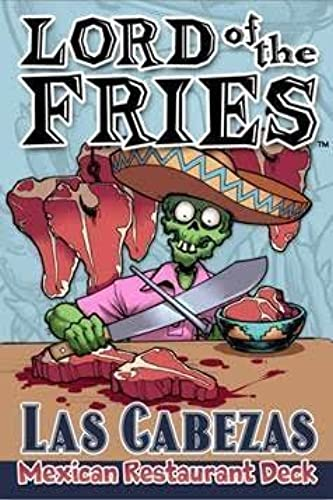 ordenar ahora Lord Lord Lord of The Fries Mexican Expansion Card Game by Publisher Services Inc (PSI)  gran descuento