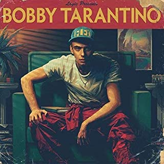 by burning desire poster Album Cover Poste Logic: Bobby Tarantino 12x18 inch Rolled