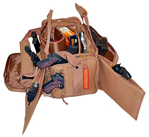 Our #5 Pick is the Explorer Tactical Range Ready Bag