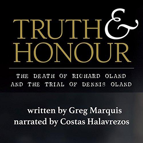 Truth and Honour copertina