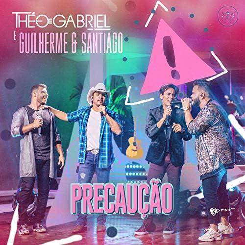 Théo e Gabriel & Guilherme & Santiago