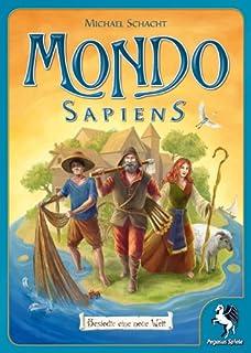 Pegasus Spiele 53110G - Mondo Sapiens (B006WY1V0G) | Amazon price tracker / tracking, Amazon price history charts, Amazon price watches, Amazon price drop alerts