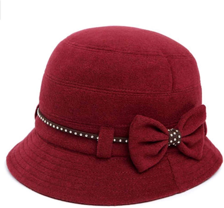 Lvdijidian Sun Hats Bowler hat Dome Short brim 4 colors