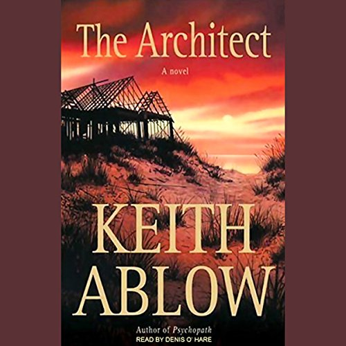 The Architect audiobook cover art