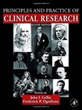 Principles and Practice of Clinical Research (Principles & Practice of Clinical Research)