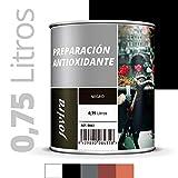 IMPRIMACION ANTIOXIDANTE METAL, Pintura tratamiento superficies de metal anti oxido. Impri...