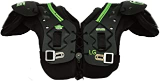 TAG Battle Gear II Youth Football Shoulder Pad TSP45 (T-Hook Lockdown Side Strap)
