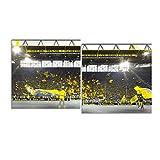 "Borussia Dortmund Kunstdruck ""Südtribüne"" 100x50 cm"
