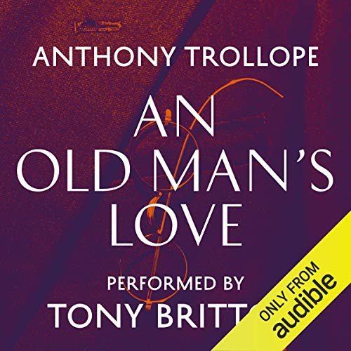 An Old Man's Love audiobook cover art