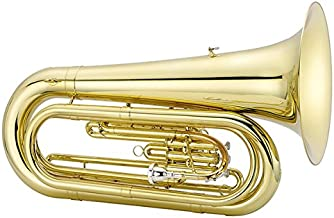 Jupiter Qualifier 7/8 Size BBb Convertible Marching Tuba, JTU1030M