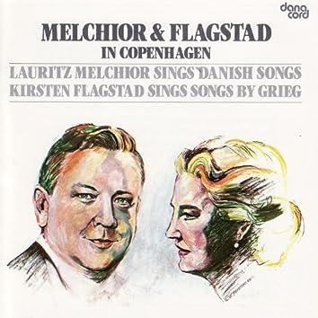Melchoir & Flagstad in Copenhagen