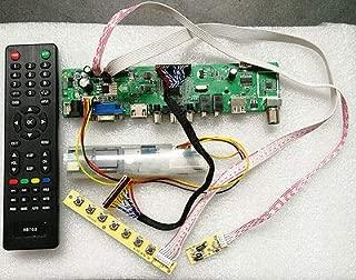 FidgetGear T.VST56 LCD Controller Driver Board kit for N156B6-L0B TV+HDMI+VGA+CVBS+USB