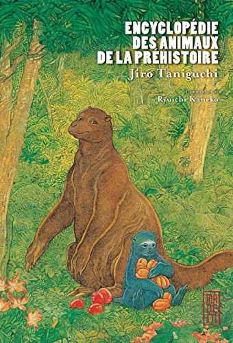 Encyclopédie des animaux de la préhistoire