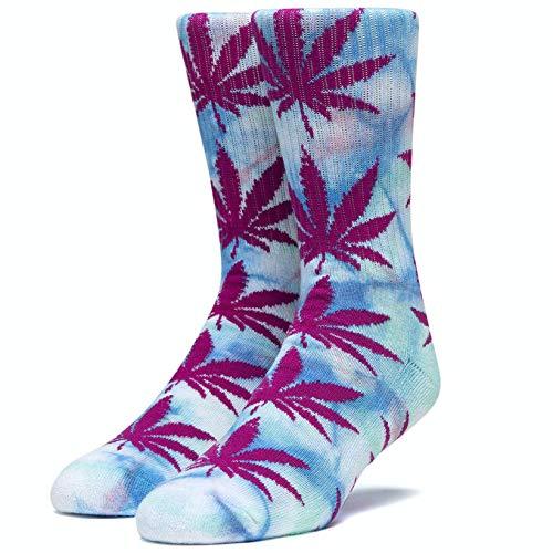 HUF Herren Socken Tiedye Plantlife Socks