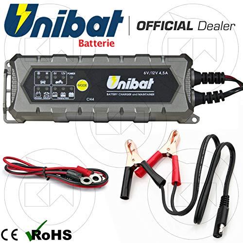 funzione avviamento corrente di carica fino a 90 A STAHLWERK booster timer 12//24 V capacit/à batteria fino a 1000 Ah Caricabatteria da auto BAC-1000 ST