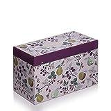 Milly Green Caja de recetas de frutas británicas
