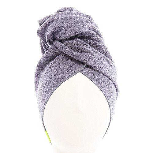 Aquis - Original Long Hair Towel, Ultra Absorbent & Fast Drying Microfiber Towel For Longer Hair,...