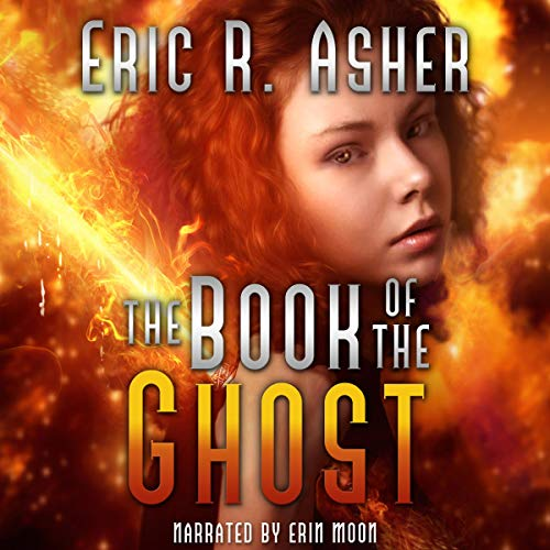 The Book of the Ghost audiobook cover art