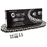 NICHE 525 Drive Chain 110 Links O-Ring With Connecting Master Link for Motorcycle ATV Dirt Bike