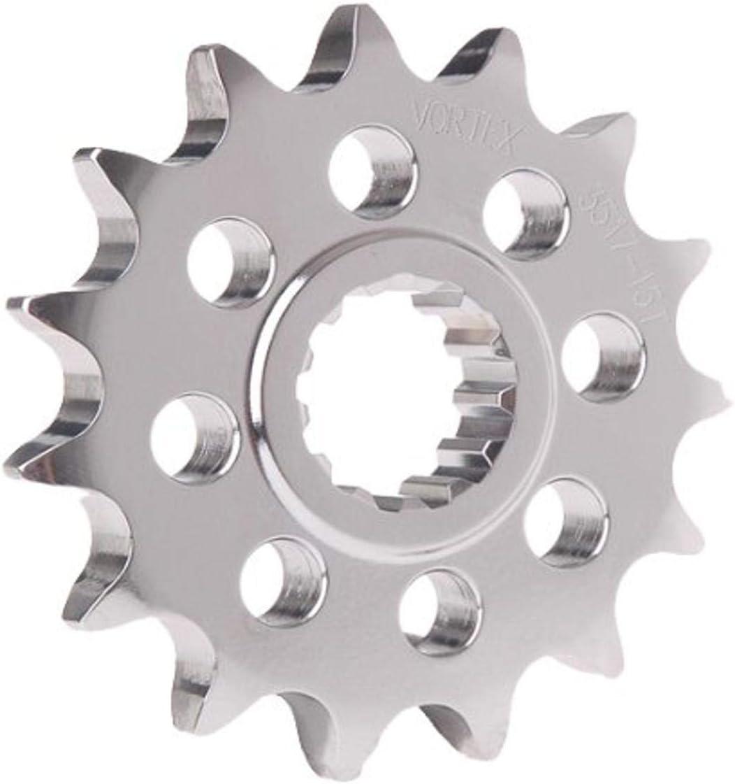 Vortex 255A-63 Silver 63-Tooth Rear Sprocket