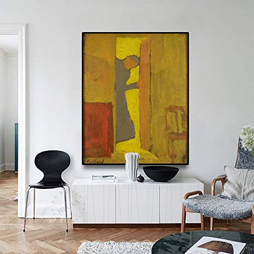 Stampa su tela di canapa paesaggio immagini Van Gogh?Tre libri.Opera d'arte moderna Living 50x40cm moda su arte decorazione per la casa