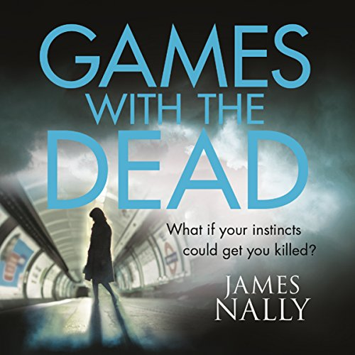 Games with the Dead: A PC Donal Lynch Thriller audiobook cover art