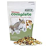 Squirrel Complete (1.75 lb.) - Healthy Natural Food - Nutritionally Complete Diet for Pet & Captive Squirrels - Ground Squirrels, Grey Squirrels, Flying Squirrels, Chipmunks