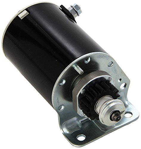 Lumix GC Electric Starter Motor For Briggs & Stratton 31R907 31R976 31R977 Engines