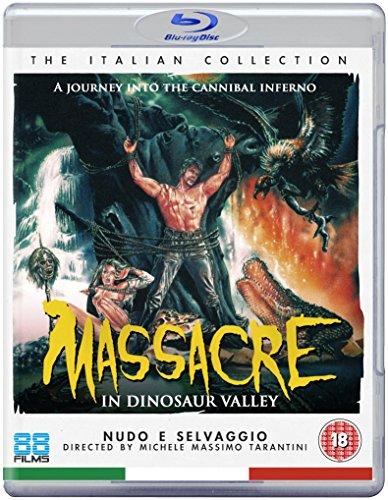 Massacre In Dinosaur Valley [Edizione: Regno Unito] [ITA] [Edizione: Regno Unito]