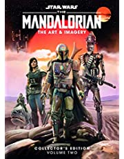 STAR WARS MANDALORIAN ART COLL ED HC 02 (Star Wars The Mandalorian: The Art & Imagery Collector's Edition)