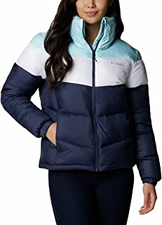 Columbia Puffect™ Color Blocked Chaqueta Mujer