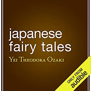Couverture de Japanese Fairy Tales